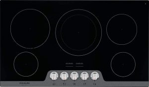 frigidaire electric cooktop review