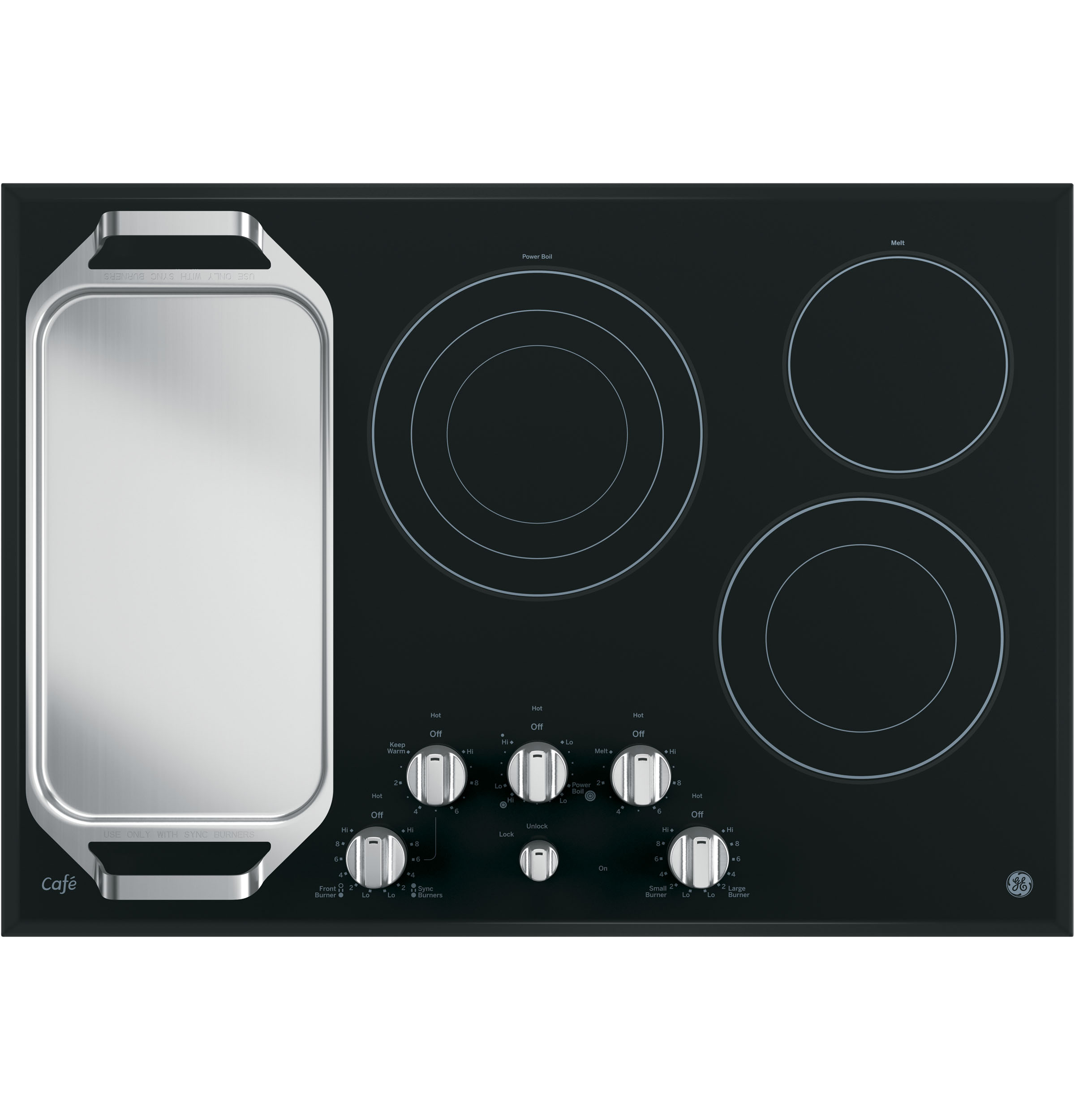 Discount Electric Cooktops 30 In ~ Inch ge cafe electric cooktop reviews review